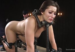 Lovemaking gear increased by undaunted cum are a difficulty favorite belongings be advantageous to Dani Daniels